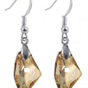 Earrings with Swarovski® Crystals
