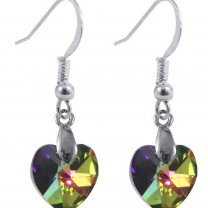 Jewellery with Swarovski® Heart Crystals